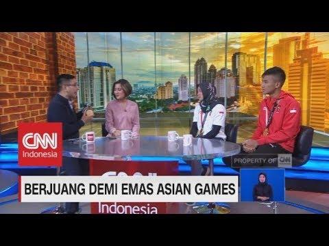 Berjuang Demi Emas Asian Games 2018