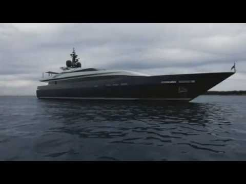 BAGLIETTO  PACHAMAMA 43M (141') Fast Yacht