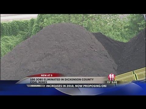 Paramont Coal To Cut 100 Mining Jobs In Dickenson Co., VA