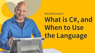 MicroNugget: What is C# (C Sharp)?