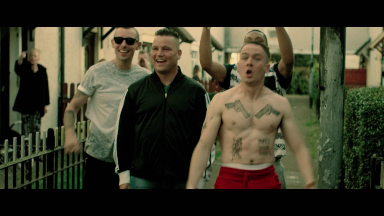 Cardboard Gangsters Official Trailer - King of the Travellers 2017-05-05 13:09