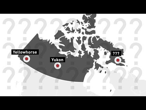 How much do you know about Canada's territories?
