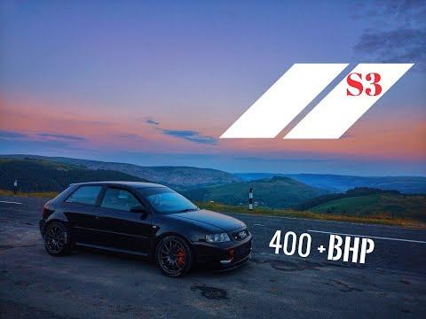 Audi S3 8L  **BIG TURBO** 400++BHP (Badger5 Mapped!)