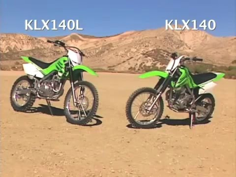 New Kawasaki Klx 140 Available For Sale In Punta