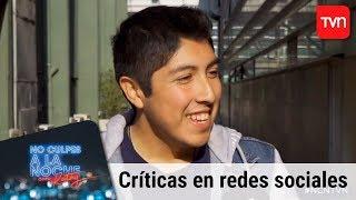 Panel se refirió a las críticas en redes sociales a chicos de Rojo | No culpes a la noche