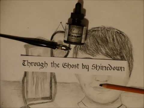 Through The Ghost By Shinedown Lyric Video
