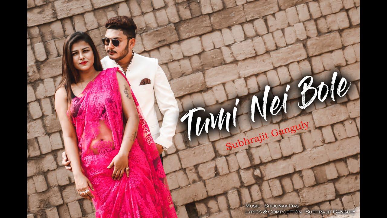 Tumi Nei Bole | Full Music Video | Subhrajit Ganguly | Studio IN