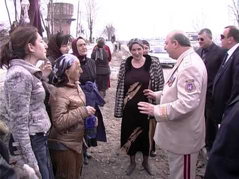 Новости Армении Авакян Г.С. Голубь мира