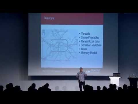 C++11 Multithreading done right? - Rainer Grimm @ Meeting C++ 2014