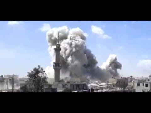 Krieg in Syrien: Viele Kinder sterben bei Luftangriff auf Schule in Ost-Ghouta