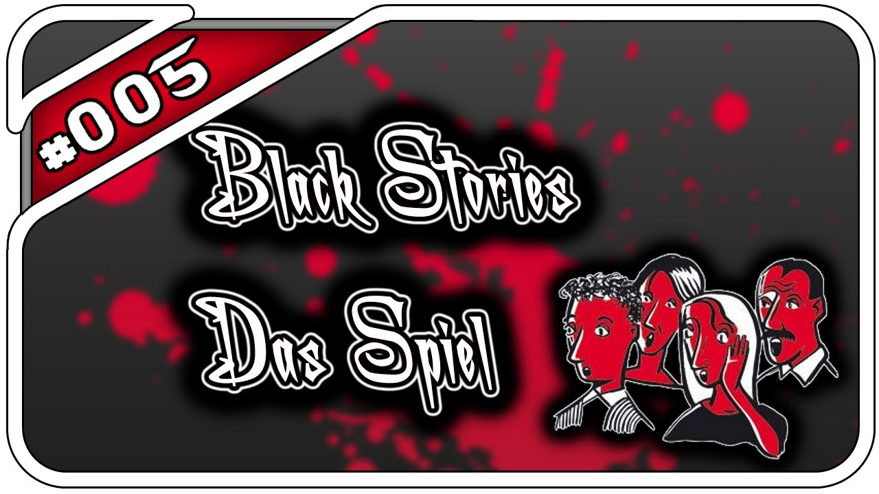 Black Stories Spiel