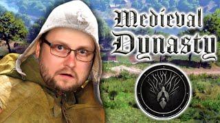 ФОРЕСТ + КИНГДОМ КАМ ► Medieval Dynasty #1