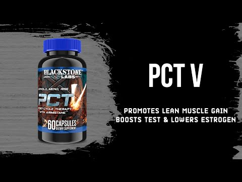 Blackstone Labs Presents: PCT V | Uphold. Mend. Rise.