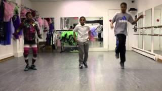 Caillou Anthem-Dj Taj Fab Four Choreography