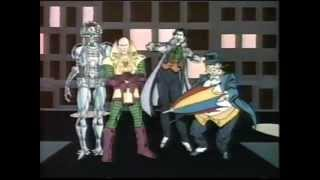 1983 Kenner Super Powers Collection commercial. Featuring Superman, Batman, Penguin, Lex Luthor.