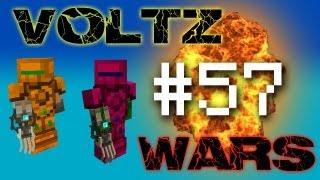 Minecraft Voltz Wars - Reactor Meltdown! #57