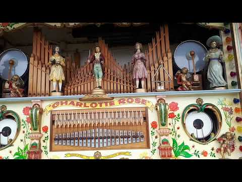69 Keyless Dean Concert Organ Charlotte Rose Plays Belgium Dancehall Music And Hiddo Ect.