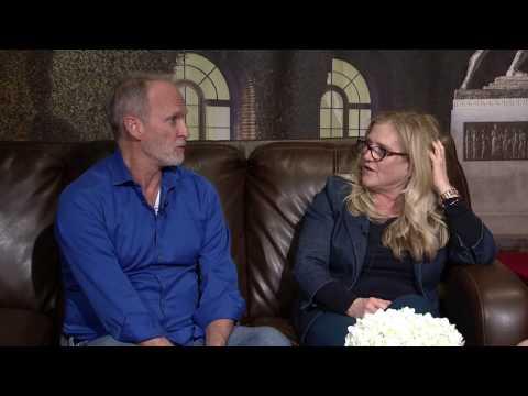 Nancy Cartwright and Peter Kjenaas (3/8/17)