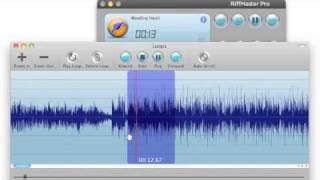 Riffmaster Pro Version 3 for MAC slowdown Music slow down mp3