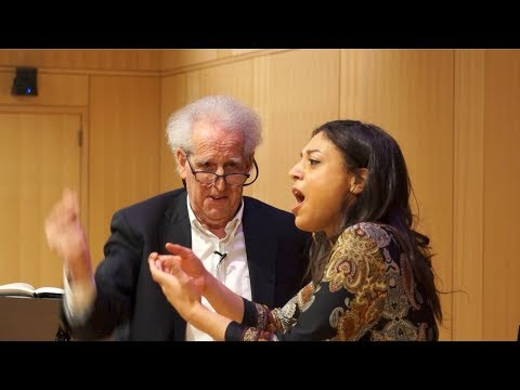 "Interpretation Class: Mozart- ""Ach, Ich Fühl's"" From The Magic Flute"