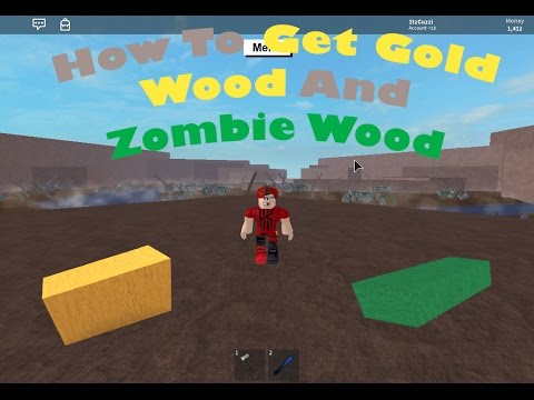 how to get gold wood in lumber tycoon 2