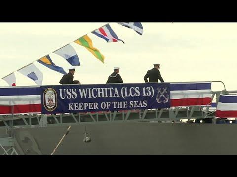 USS Wichita commissioned at Naval Station Mayport