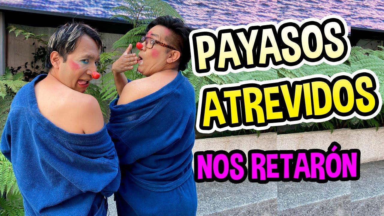 HICMOS UN VIDEO MUY ATREVIDO / LOS DESTRAMPADOS