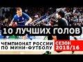 10 лучших голов Чемпионата России 2015/16