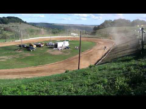 Jeff Taylor new owner of Americas Raceway Park in Clearfield PA 18-08-12