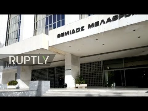 LIVE: Alexander Vinnik arrives at Athens Supreme Court for appeals hearing on US extradition