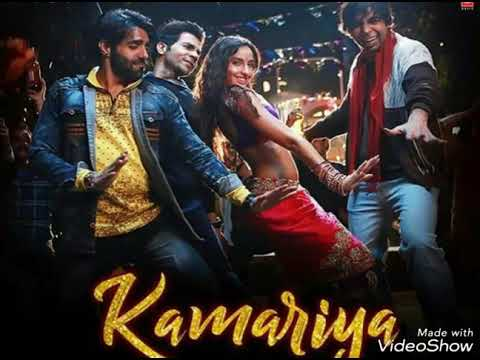 Kamariya Full Audio Song (320kbps) From Stree Movie.