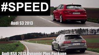 видео Audi RS6 Avant 2013