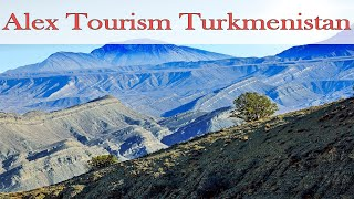 Красота гор. Загадочный Туркменистан