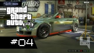 GTA 5 - EPS  #04 - Customizando o carango!!!