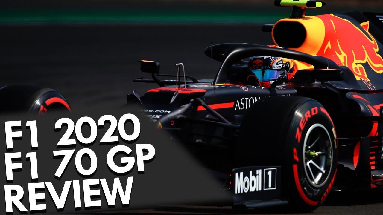 F1 2020 70th Anniversary GP Review