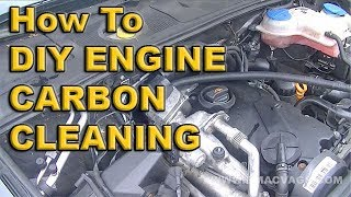 How to DIY Engine Carbon Cleaning With Tap Water.............Don