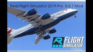 RFS Real Flight Simulator 2019 Full Unlocked Mod ,New Version 0.6.1