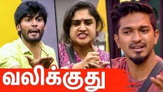 Tharshan-ஐ Target செய்யும் Vanitha I Bigg Boss 3 Tamil Promo I Mugen, Abirami, Losliya