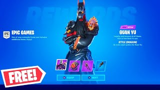 *NEW* FORTNITE UPDATE! FREE NEW ITEMS in Fortnite! (New Heavy AR Update 11.40)