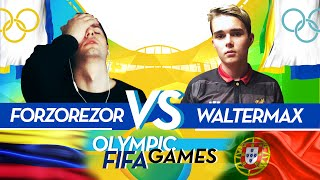OLYMPIC FIFA GAMES #1 / WALTERMAX(Новая рубрика на канале :) Надеюсь дойти до финала! Поддержите? WALTERMAX: https://www.youtube.com/channel/UCtrq6FIbvjrD8cFs6QhGMqw ..., 2016-08-23T12:17:57.000Z)