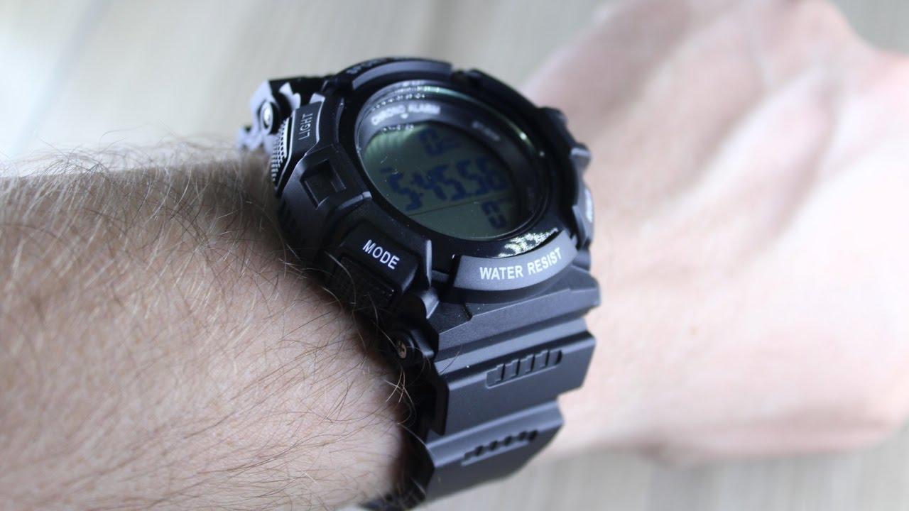 93cc5abbbd7 Skmei 1116 Digital Watch - YouTube