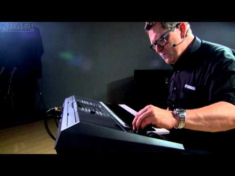Kraft Music - Yamaha PSR-S970 Arranger Demo with Blake Angelos