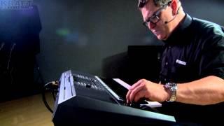 Kraft Music - Yamaha PSR-S970 Arranger Demo with Blake Angelos