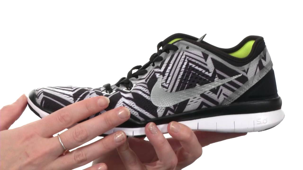 Nike Free 5.0 TR Fit 5 PRT SKU8427028 - YouTube