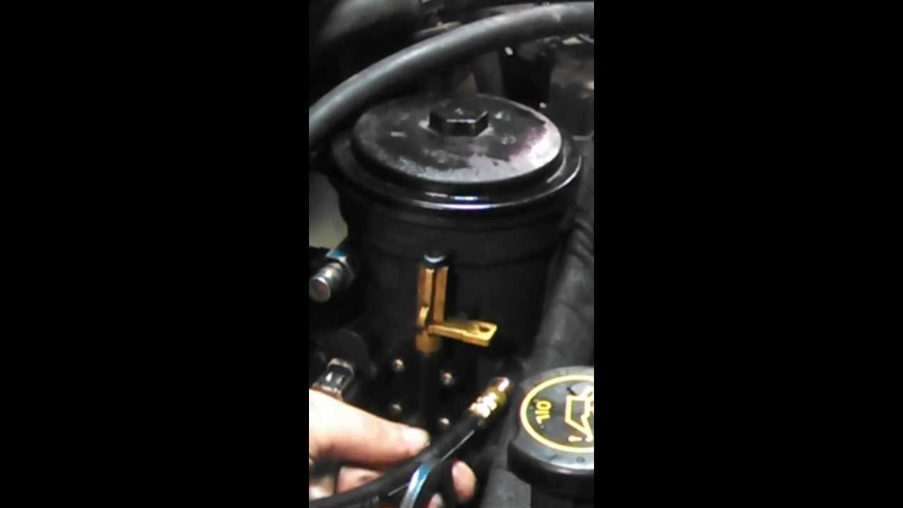 Maxxforce 10 Fuel Filter Location How To Check Fuel Pressure On Vt365 Youtube