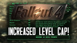 FALLOUT 4: Increased Level Cap Confirmed!