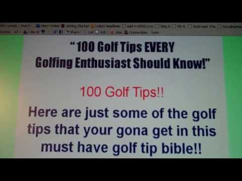 Golf Tip Bible