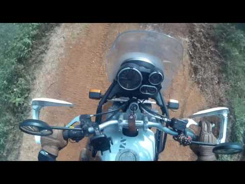 Royal Enfield Himalayan Ride
