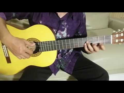 Burung Kutilang - Lagu Anak Anak (Fingerstyle Cover)