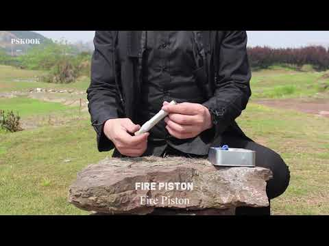 PSKOOK Advanced Edition Fire Piston Tutorial
